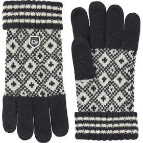 Hestra Fryken Guantes, black/offwhite